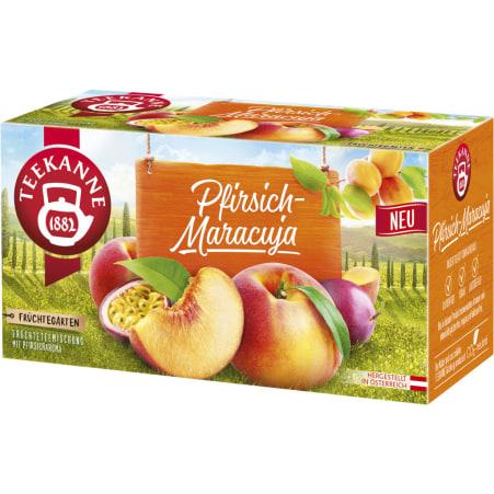 TEEKANNE Früchtegarten Pfirsich-Maracuja