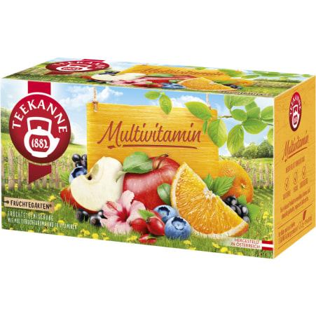 TEEKANNE Früchtegarten Multivitamin