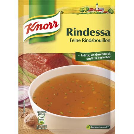 Knorr Rindessa Bouillon Nachfüllbeutel
