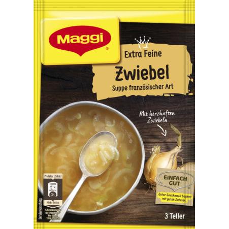 MAGGI Extra Feine Zwiebelsuppe