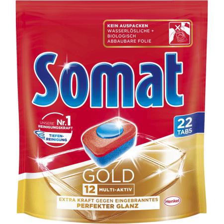 Somat Multi 10 22 Geschirrspültabs