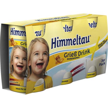 Himmeltau Grieß Drink Bienenhonig 3er-Packung