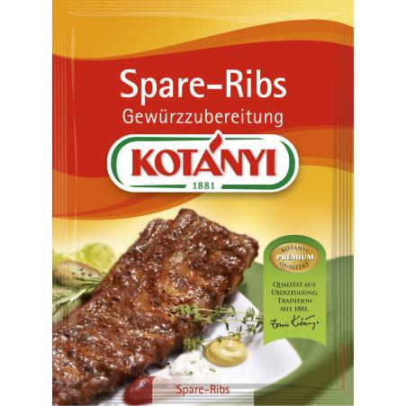 Kotányi Spare-Ribs Gewürzmischung