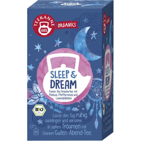 TEEKANNE Bio Organics Sleep and Dream