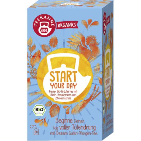 TEEKANNE Bio Organics Start Your Day
