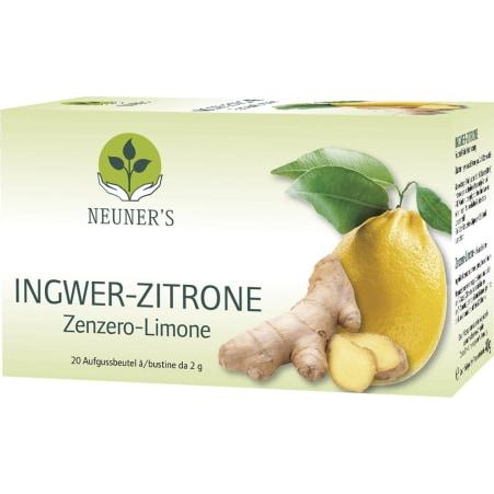 Neuner's Tee Ingwer-Zitrone