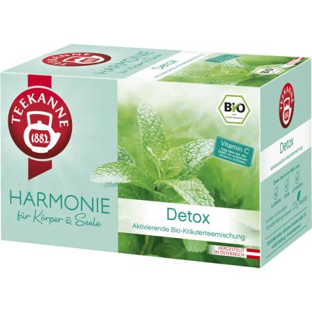 TEEKANNE Bio Harmonie Detox