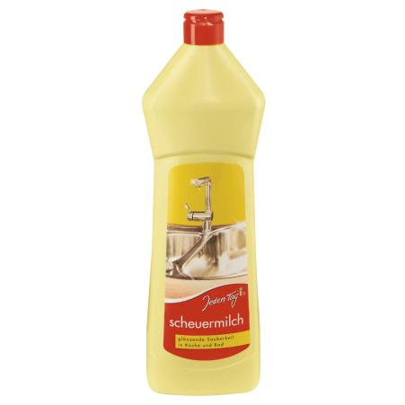 Jeden Tag Scheuermilch