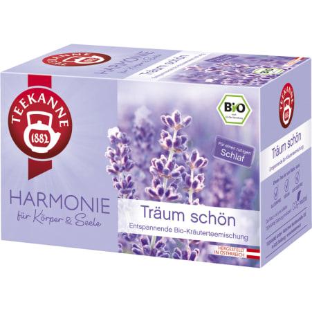 TEEKANNE Bio Harmonie Träumschön
