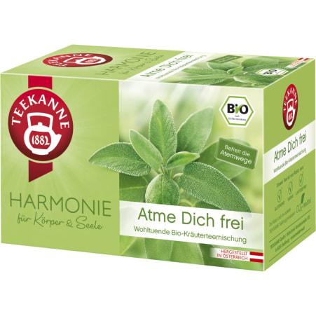 TEEKANNE Bio Harmonie Atme Dich Frei