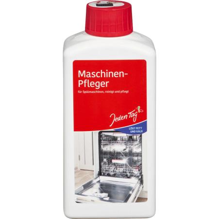 Jeden Tag Maschinenpfleger für Spülmaschinen