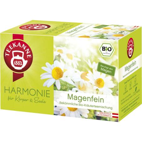 TEEKANNE Bio Harmonie Magenfein
