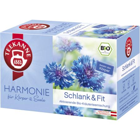 TEEKANNE Bio Harmonie Schlank & Fit
