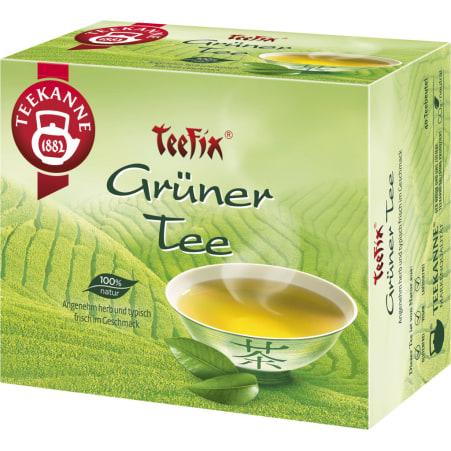 TEEKANNE Teefix Grüner Tee