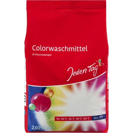Jeden Tag Colorwaschmittel 30 Waschgänge