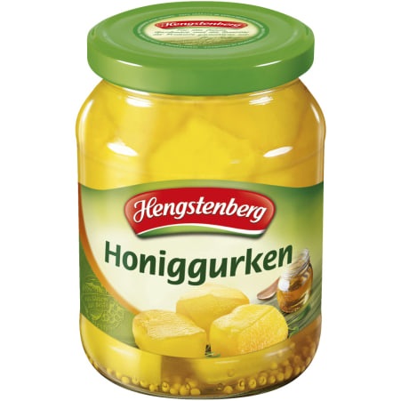 HENGSTENBERG Honiggurken