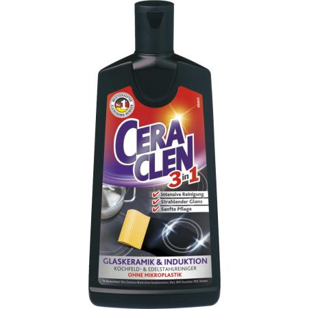 Ceraclen Glaskeramik Reiniger