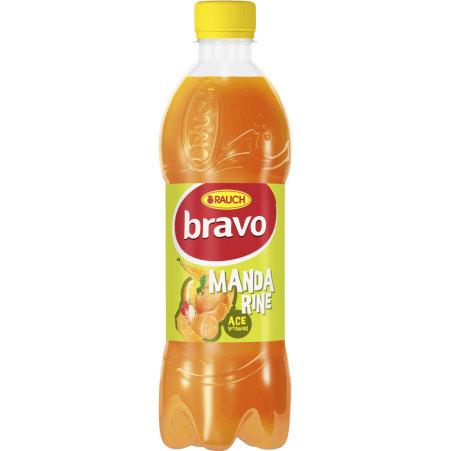 Rauch Bravo Mandarine ACE 0,5 Liter
