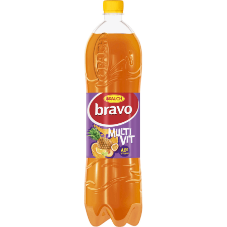 Rauch Bravo Multivitamin ACE 1,5 Liter