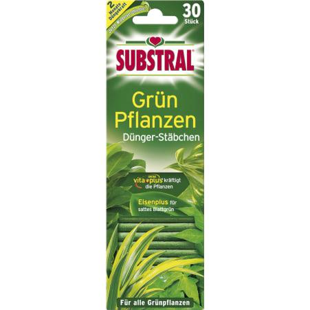 Substral Dünger-Stäbchen Grünpflanzen