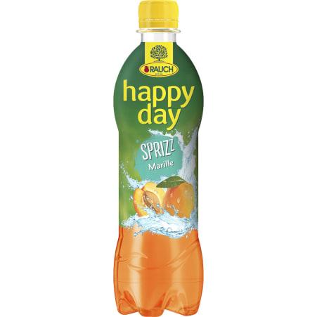 Rauch Happy Day Marille gespritzt 0,5 Liter