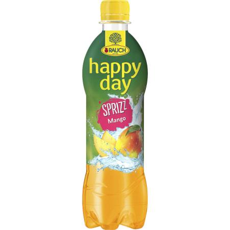 Rauch Happy Day Mango gespritzt 0,5 Liter
