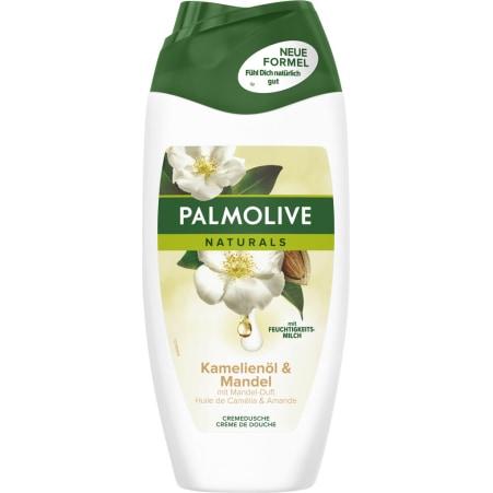 PALMOLIVE Naturals Kamelienöl & Mandel Cremedusche
