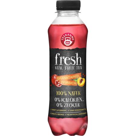TEEKANNE fresh Granatapfel-Pfirsich 0,5 Liter