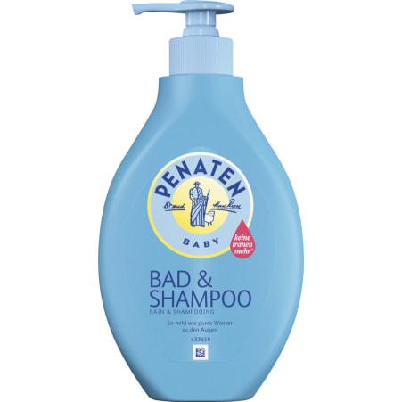 PENATEN Baby Kopf-bis-Fuß Bad & Shampoo