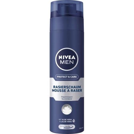 NIVEA Rasierschaum mild