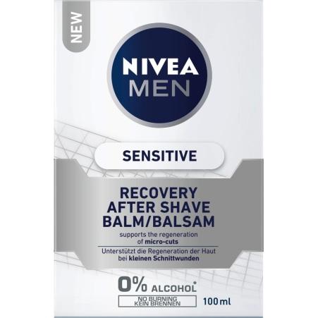 NIVEA Men Recovery Aftershave Balsam Sensitive