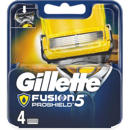 Gillette Fusion 5 ProShield Klingen 4er-Packung