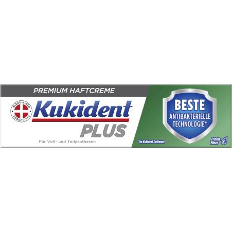 Kukident Haftcreme Premium antibakteriell