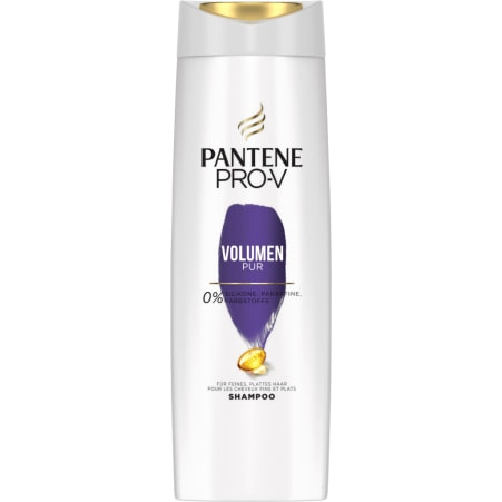 Pantene Volumen Pur Shampoo 500 ml