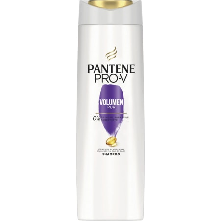 Pantene Volumen Pur Shampoo 300 ml