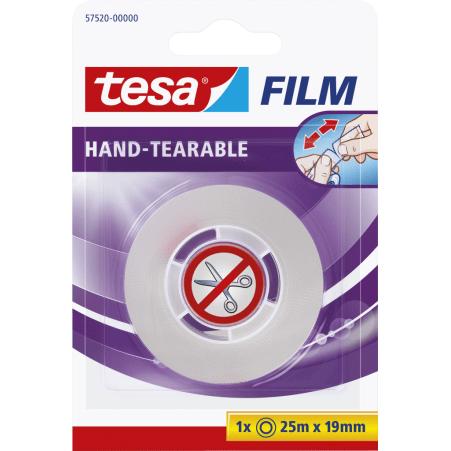 tesafilm® von Hand einreißbar