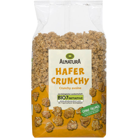 Alnatura Bio Hafer Crunchy