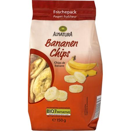 Alnatura Bio Bananen Chips