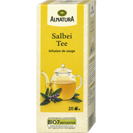 Alnatura Bio Salbei Tee