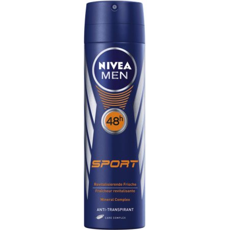 NIVEA Men Sport Deo-Spray