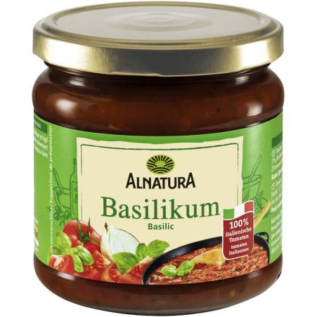 Alnatura Bio Tomatensauce Basilikum