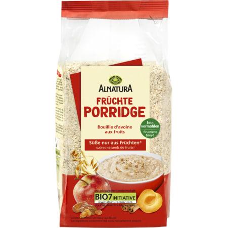 Alnatura Bio Frühstücks-Haferbrei Früchte