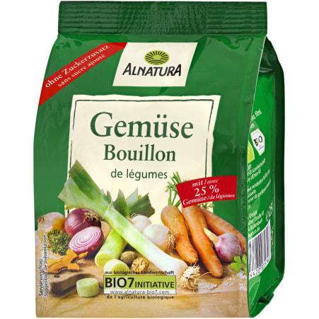 Alnatura Bio Gemüse Bouillon