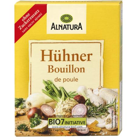 Alnatura Bio Hühner Bouillon 6er-Packung