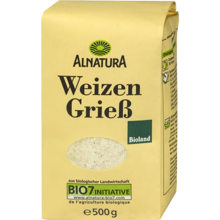 Alnatura Bio Weizengrieß