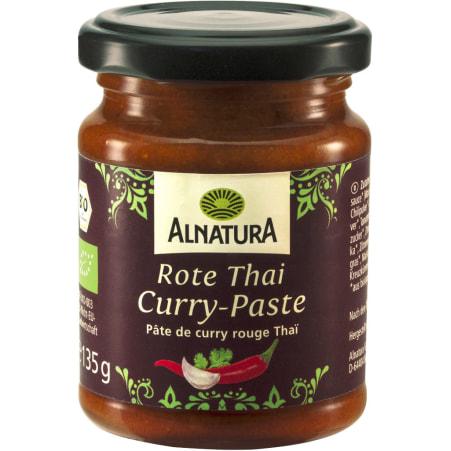 Alnatura Bio Rote Thai Curry-Paste