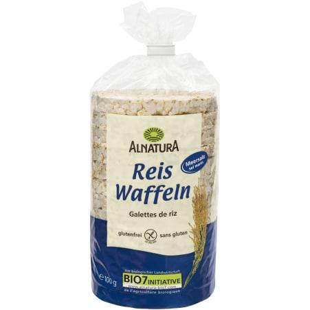 Alnatura Bio Reiswaffeln mit Salz
