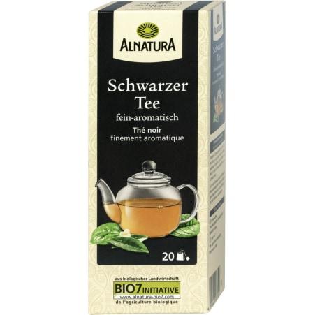 Alnatura Bio Schwarz Tee