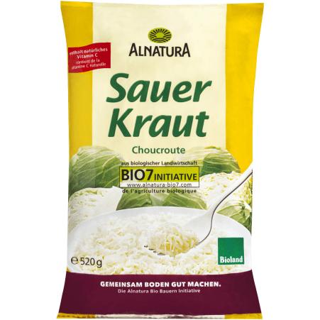 Alnatura Bio Sauerkraut