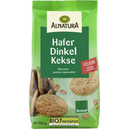 Alnatura Bio Hafer Dinkel Kekse Vollkorn